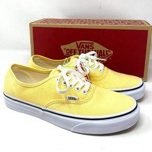 VANS Authentic Canvas Golden Haze Women's Sneakers